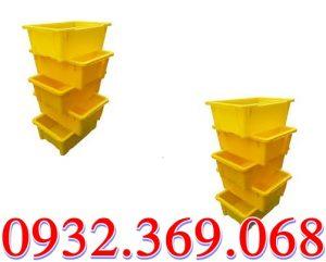 thùng nhựa kín