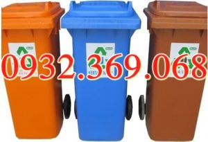 Thùng đựng rác 60L 80L 120L 240L