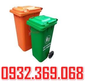 Bán thùng rác nhựa
