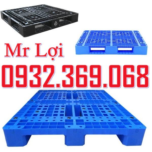 Pallet Nhựa 1200*1000*120mm