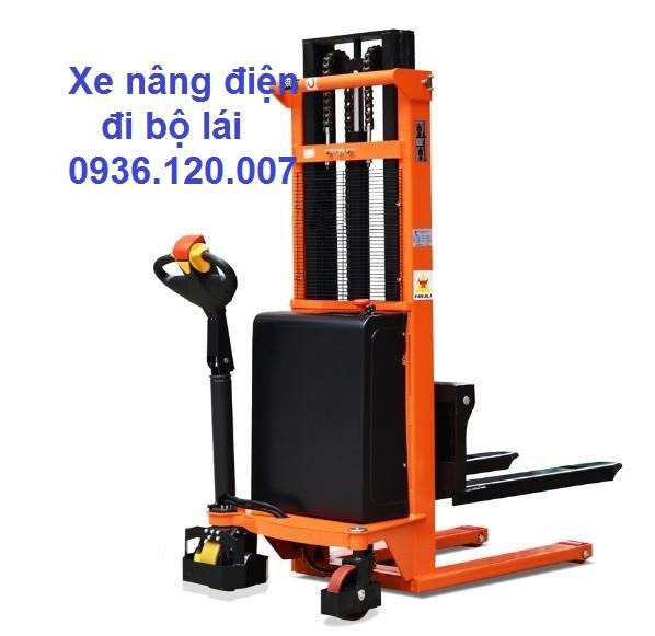 Bao Gia Xe Nang Dien Di Bo Lai