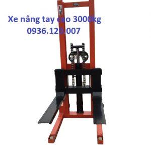 Xe Nâng Tay Cao 3000kg Cao 1,6m