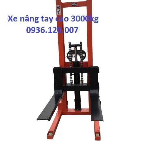 Cau Tao Xe Nang Tay Cao 3 Tan Len 1 6m
