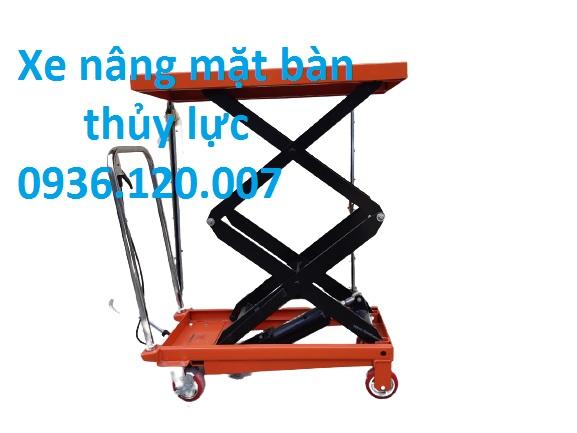 Xe Nang Mat Ban Thuy Luc