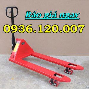 Giá Xe Nâng Tay Rẻ Nhất Tại Hà Nội- 0936.120.007, Vật Tư Thăng Long
