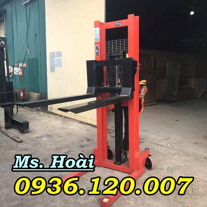 Xe Nâng Tay Cao 1000kg 2000kg